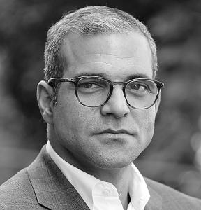 Arman Sarhaddar, CEO & Founder von Vault Security Systems AG