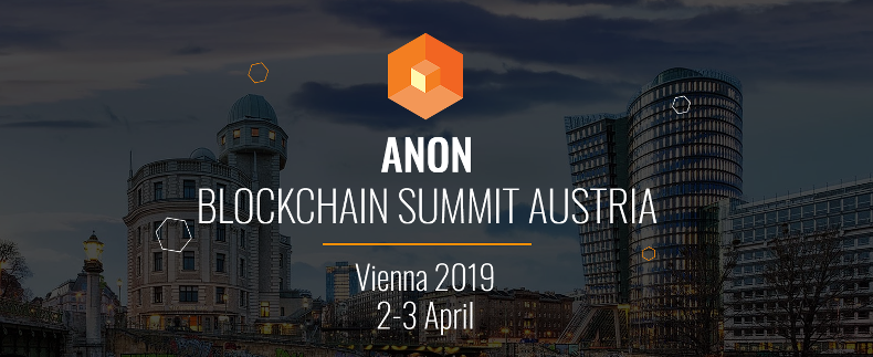 Vault Security Systems at the ANON Blockchain Summit in Vienna 2019