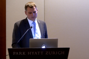 Lothar Rentschler, CMO, about the ivault Vision & Mission