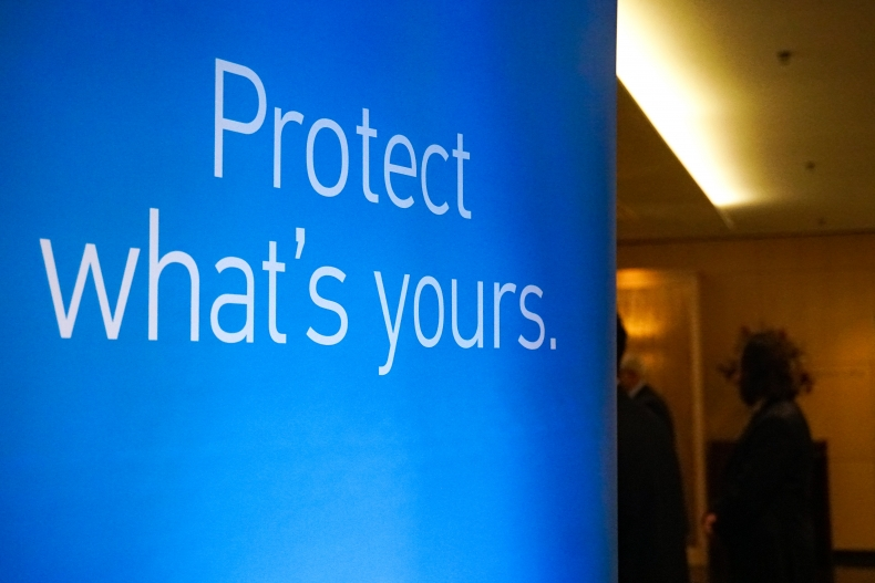 iVAULT Protect what's your's