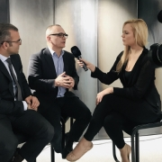 ivault at World Economic Forum, Davos: WEF 2019 interview with bloxlive.tv on Blockchain Supply Chain Solutions & Tokenization.