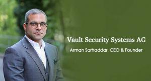 CIO Bulletin awards Vault Security Systems AG for the innovative ivault Blockchain Solutions.