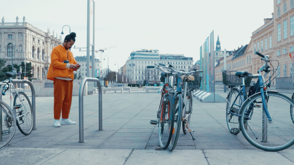 Anti theft: bike theft prevention with the ivault App.