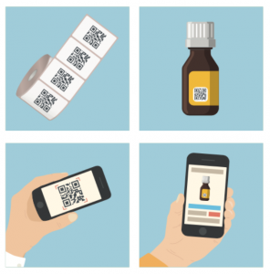 Use case: Blockchain as anti-counterfeiting technology for the pharma industry