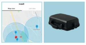 Preventing theft by combining blockchain with GPS tracking devices (on market); can be used to track stolen containers and prevent cargo theft on a global scale.